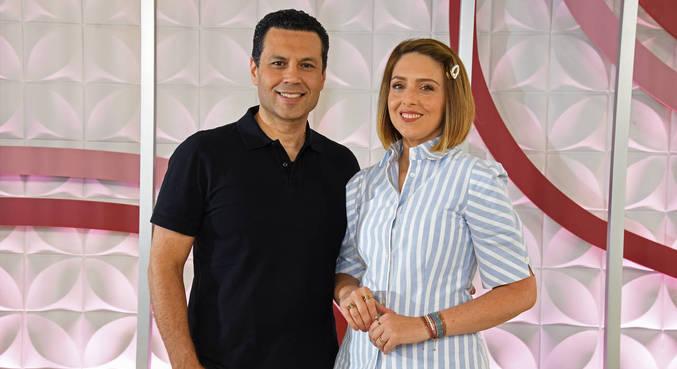 Renato e Cristiane Cardoso comandam o The Love School - Escola do Amor deste sábado (10)