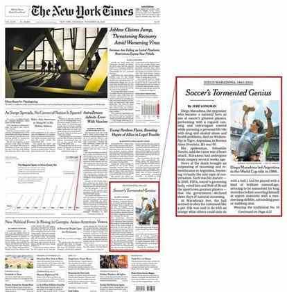 The New York Times - Estados Unidos