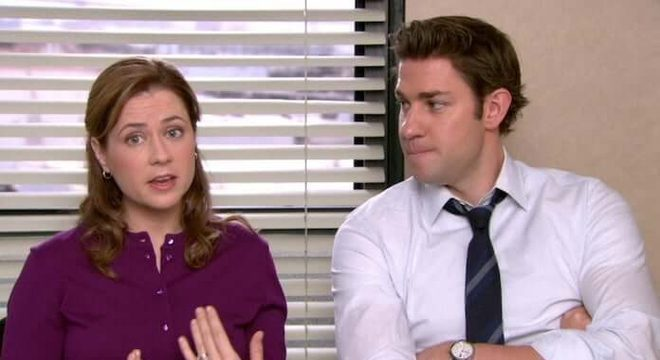 The Office: Jim e Pam