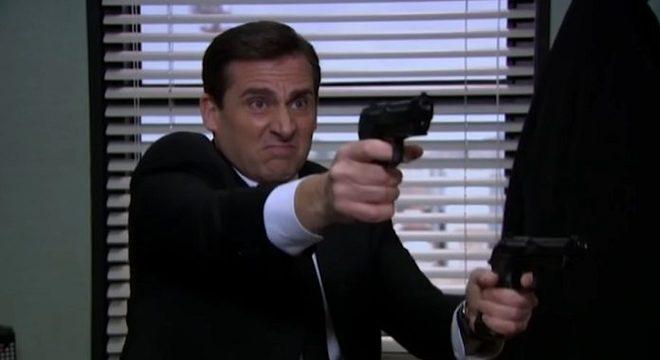 The Office: filme de ação de Michael Scott é disponibilizado no YouTube
