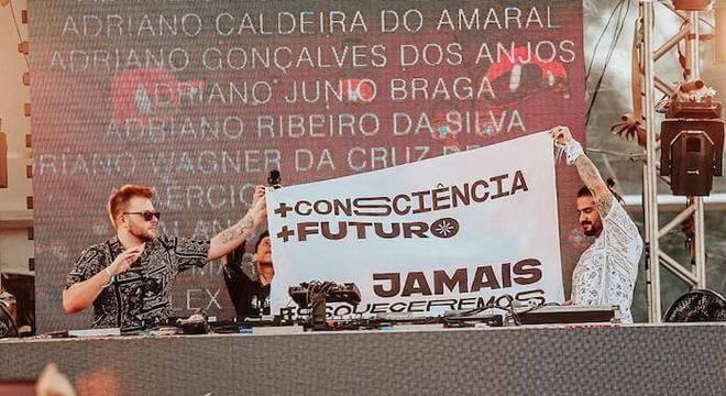 Planeta Brasil 2020 une cenas musicais em dia de celebração e reflexão – resenha e fotos