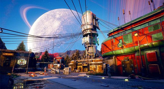 The Outer Worlds ganha atualização para 60 qps no PS5 e Xbox Series X