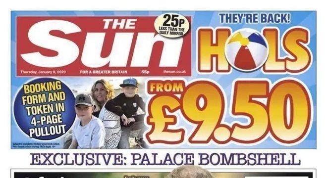 Em outubro do ano passado, o príncipe Harry abriu um processo judicial contra os proprietários do 'The Sun' por supostos grampos telefônicos e invasão de privacidade