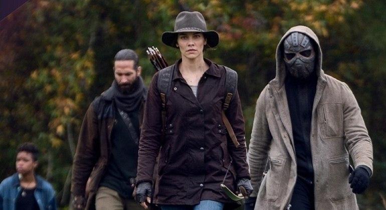 """""""The Walking Dead'"""", série do Star Channel, uma das atrações da TV paga,"""