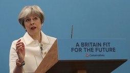Theresa May diz que Rússia ter envenenado ex-agente é única conclusão ()