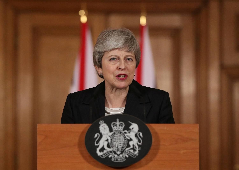 May anuncia adiamento de Brexit e diz que decisão é do Parlamento