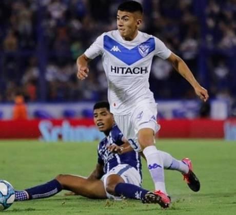"""Thiago Almada, de 19 anos, é meio-campista do Vélez Sarsfield desde 2018, tendo sido incluído no """"Next Generation 2018"""" do jornal """"The Guardian"""". Ele vale atualmente 18 milhões de euros (R$ 117,7 milhões), com contrato até 2023."""
