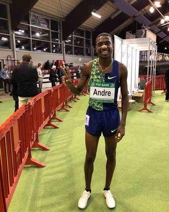 Thiago André participa das eliminatórias dos 1500 metros, às 21h05.
