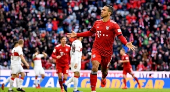 Thiago - Bayern x Stuttgart