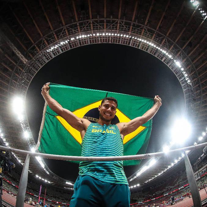 Thiago Braz se junta a nomes importantes do atletismo brasileiro em Olimpíadas
