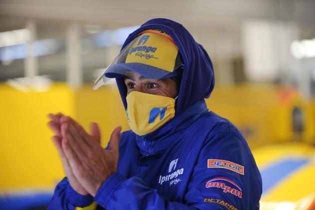 Thiago Camilo encara o frio em Interlagos