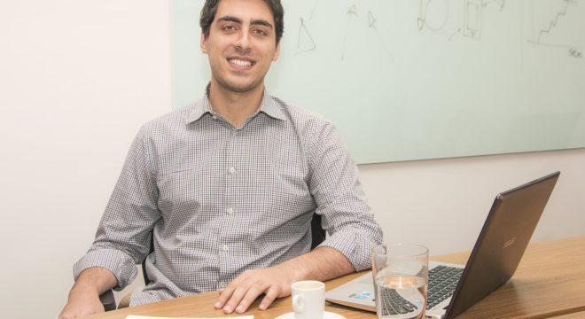 Thiago Campaz da startup VExpenses (Foto: divulgação)