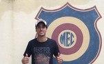 Em 2015, Thiago retornou para o Rio de Janeiro. Desta vez, o meia iria jogar pelo Madureira. No estadual daquele ano ele conseguiu marcar cinco gols e dar sete assistências nos 14 jogos que disputou. Jogador ainda conseguiu faturar a Taça Rio, que dessa vez foi disputada sem os quatro grandes