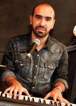 O produtor musical Thiago Gimenes