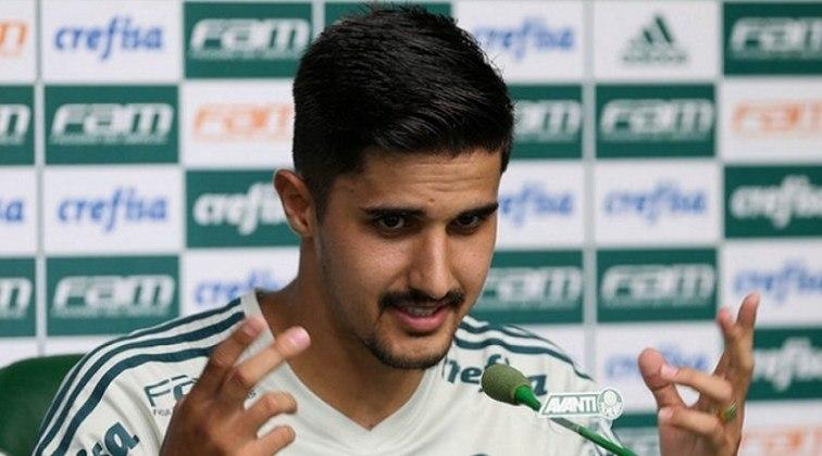Thiago Martins: 25 anos, zagueiro, valor de 900 mil euros (R$ 5,7 milhões). Contrato com o Yokohama até 31 de janeiro de 2021.