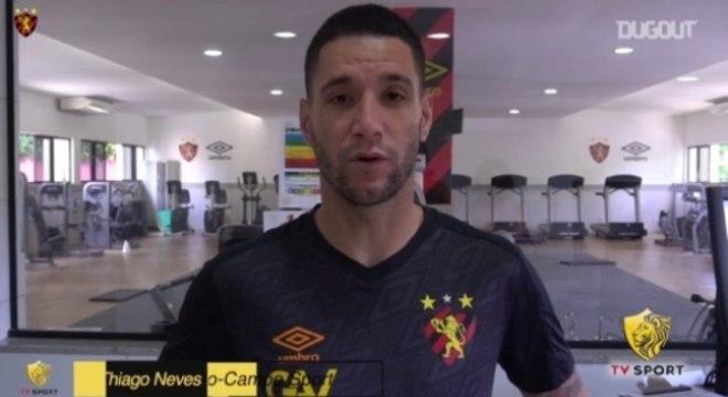 Thiago Neves - Sport