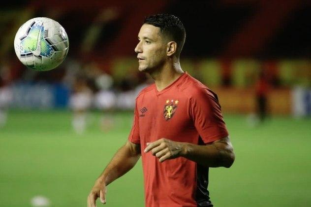 Thiago Neves (Sport - Meia) - 36 anos - contrato até dezembro de 2021
