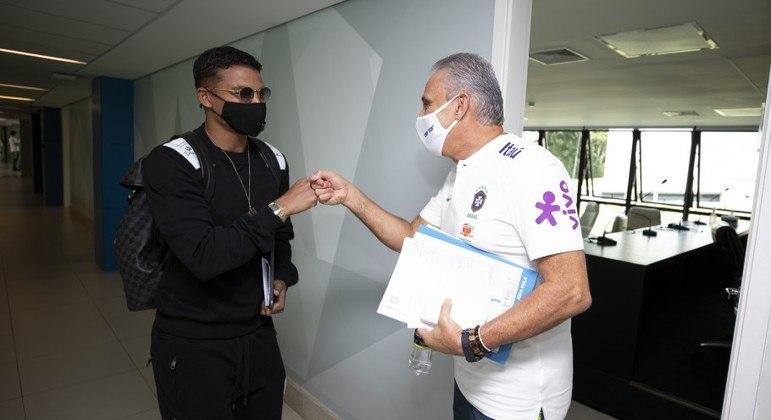 É importante para Tite a chegada de Thiago Silva à segunda final de Champions consecutiva