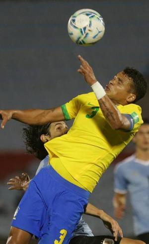 Thiago Silva foi importante para o Brasil