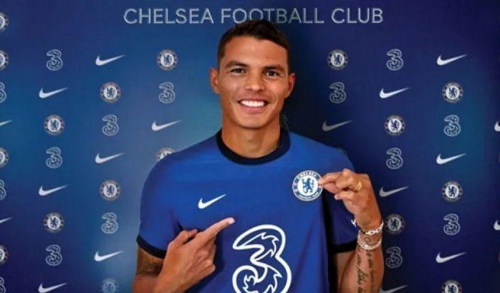 Thiago Silva (zagueiro - Chelsea)
