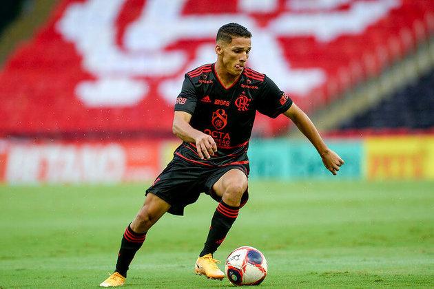 Thiaguinho (20 anos) - Atacante - 5 jogos