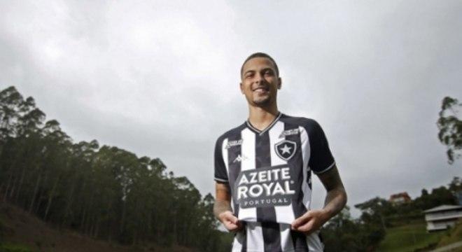 Thiaguinho Botafogo