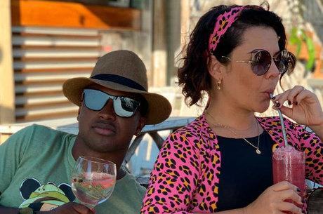 Fãs pedem volta do casal Thiaguinho e Fernanda Souza