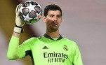 Thibaut Courtois (Real Madrid) – Seleção da Bélgica