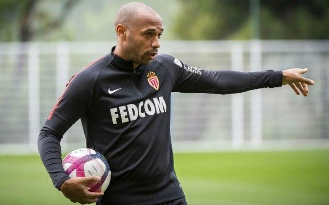 Thierry Henry - Monaco
