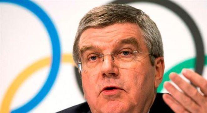 Thomas Bach, presidente do Comitê Olímpico Internacional explicou que 650 milhões de dólares serão para aliviar os efeitos causados pelo adiamento para 2021 dos Jogos de Tóquio 2020