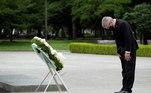 Thomas Bach, Tóquio 2020, Hiroshima,