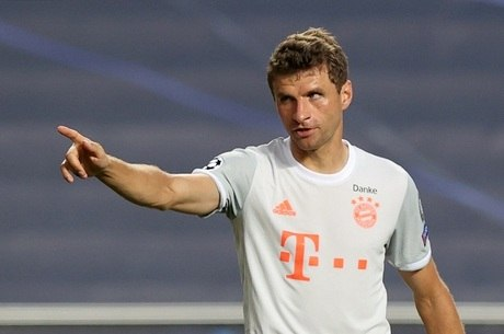 Müller voltou a ser protagonista no Bayern