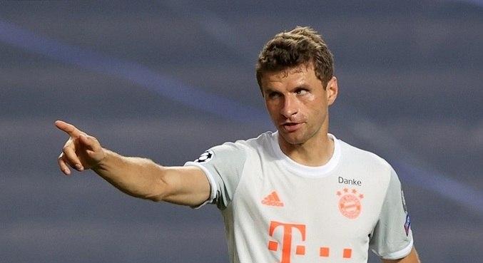 Thomas Müller fora da final do Mundial devido à covid-19