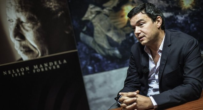 Paulo Guedes teve participação controversa numa conferência da USP que contou com a participação do francês Thomas Piketty (foto)