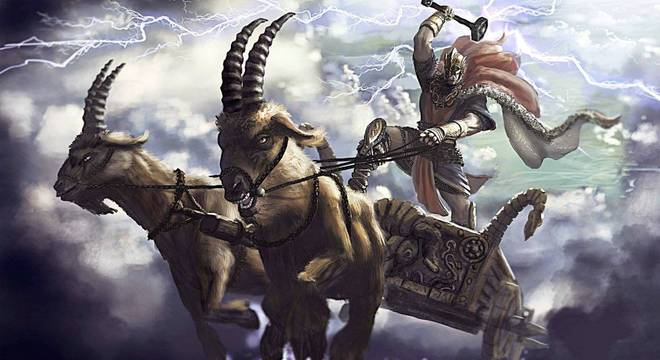 Thor - Origem, história e morte do deus nórdico