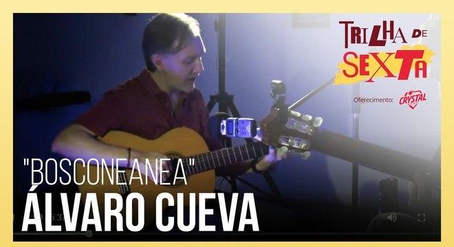 """Álvaro Cueva está na estrada desde os 18 anos, e continua buscando espaço """"vocação"""""""