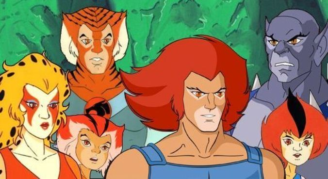 Ao longo dos anos, os Thundercats ganharam algumas versões diferentes