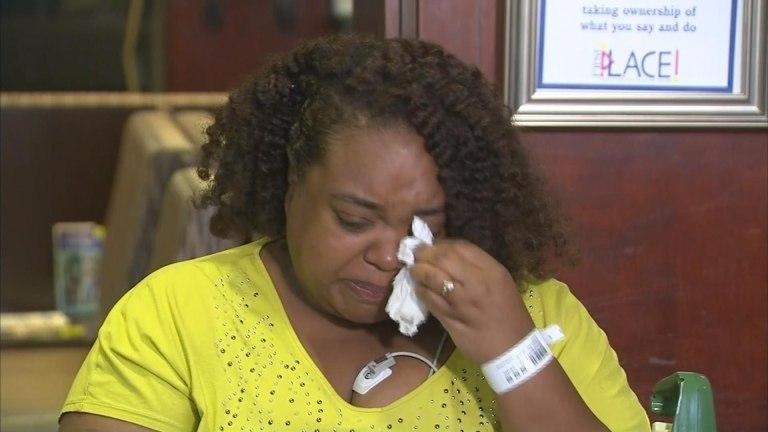 Mulher que sobreviveu a naufrágio fala sobre a perda de 9 familiares