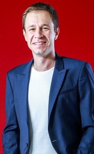"Tiago Leifert, apresentador do ""The Voice Brasil"""
