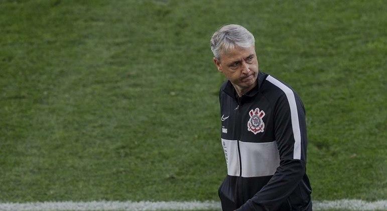Ex-Corinthians e Athletico, Tiago Nunes é anunciado no Grêmio