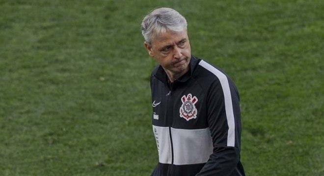 """Tiago Nunes, ex-""""Timão"""""""