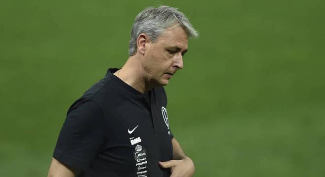 Tiago Nunes vinha sendo muito criticado pela torcida do Corinthians