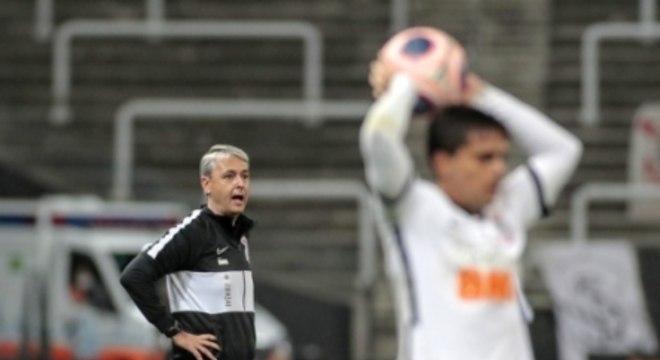 Tiago Nunes - Corinthians x Palmeiras