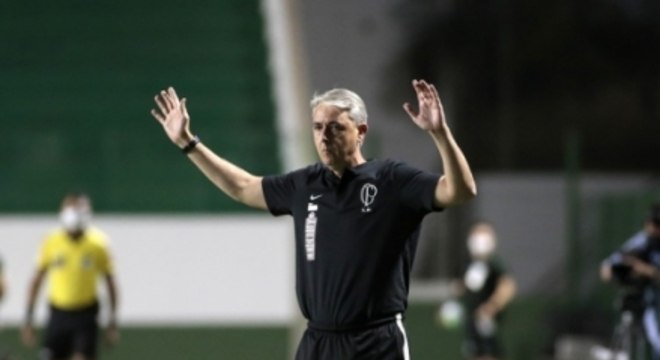 Tiago Nunes - Goiás x Corinthians