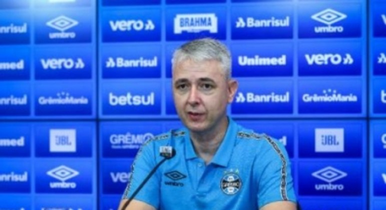Tiago Nunes - Grêmio