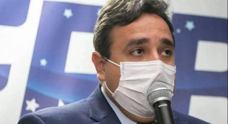 Tiago Pontes Queiroz, ex-secretário de Desenvolvimento Regional e Urbano