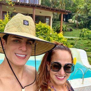 Tiago Ramos e Nadine Santos