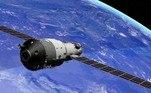 Naquelemesmo ano, a China, então, enviou ao espaço seu primeiro pequeno módulo espacial, o Tiangong-1 (