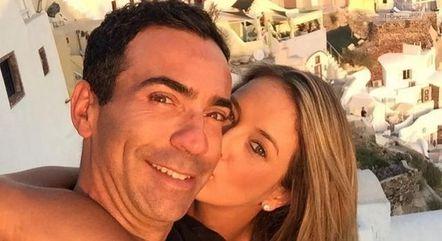 Tici e Tralli comemoram 7 anos juntos