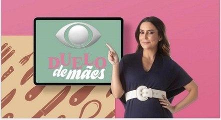 "Ticiana Villas Boas vai estrear o ""Duelo de Mães"""